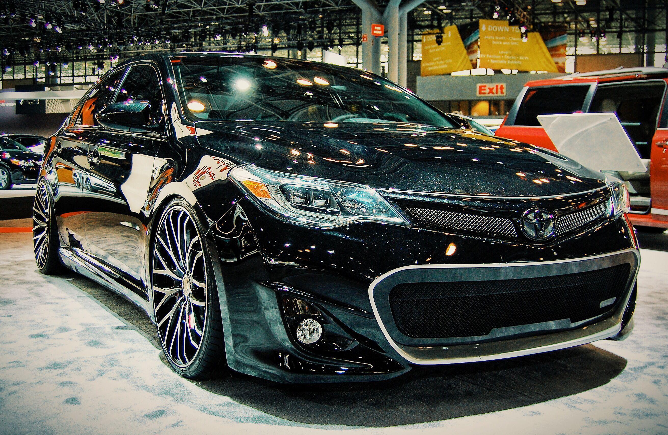 Toyota Avalon Dub Edition At Nyias