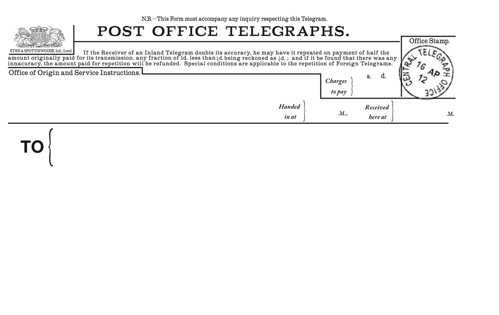 Useful 1920s-1930s typefaces, newspaper resources, and telegram ...