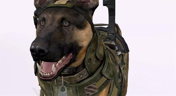 How To Get A Dog In Call Of Duty Ghosts