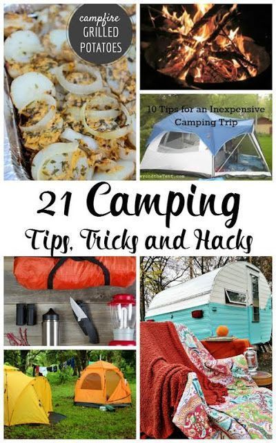 Photo of 21 Camping tips, tricks and hacks