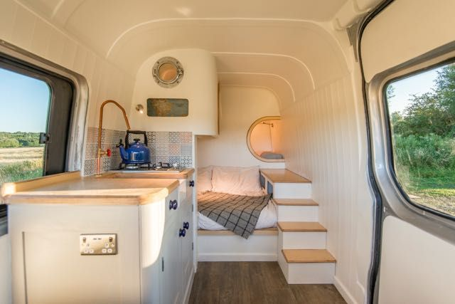 campervan, conversions, small homes, amazing spaces