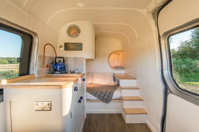 campervan, conversions, small homes, amazing spaces, caravans ...