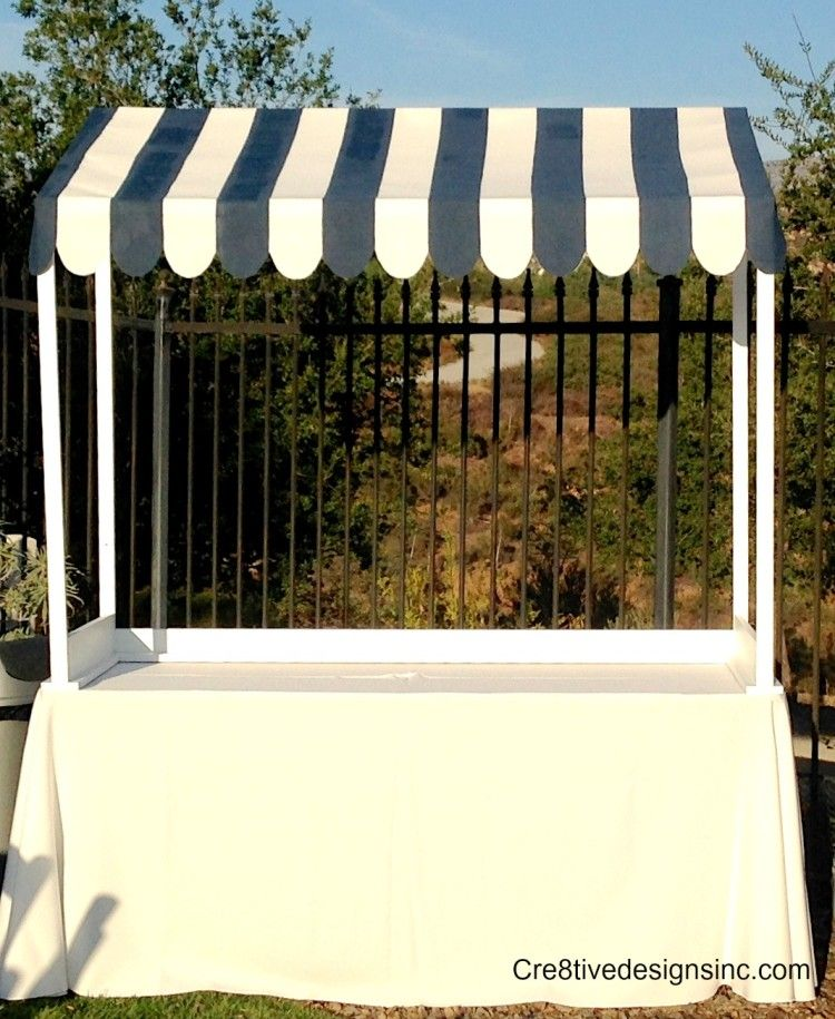 How To Build A Table Top Canopy Cre8tive Designs Inc Build A Table Diy Canopy Backyard Canopy