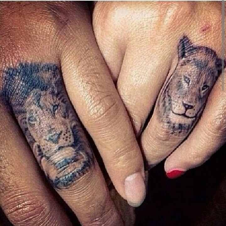31 unforgettable wedding ring tattoos design of tattoosdesign of