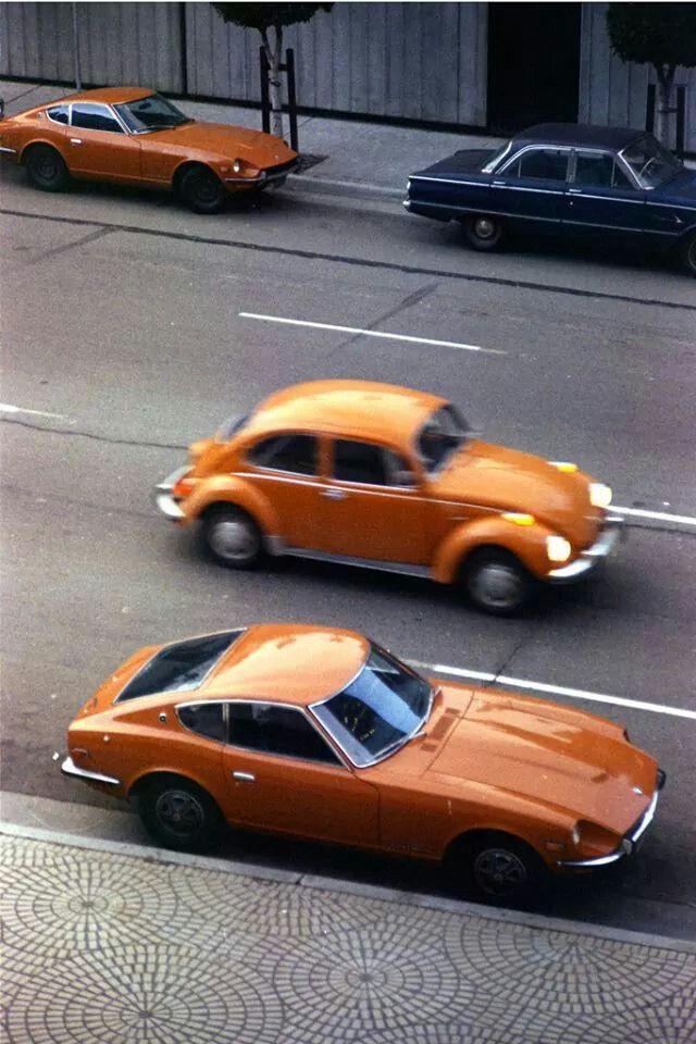 70's orange fad