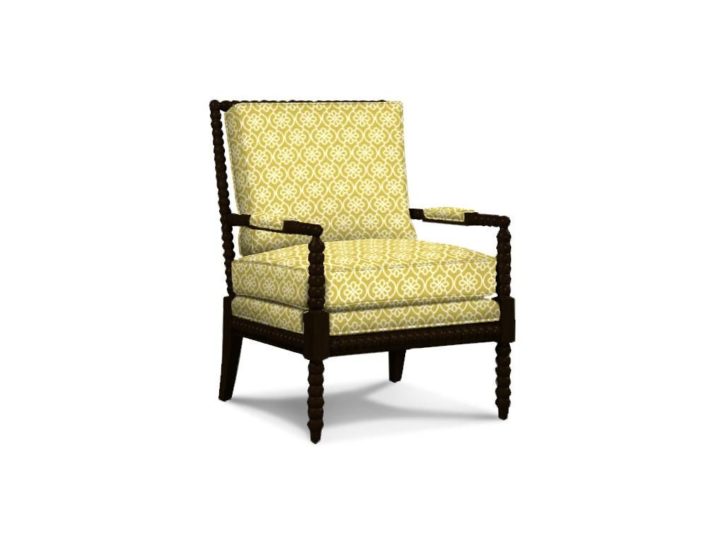 Paula Deen by Craftmaster Living Room Chair P052610BD - Staiano\'s ...