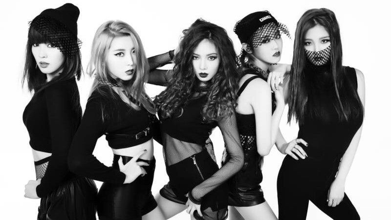 Plagiarism In K Pop Why Won T This Issue Go Away Kpop Girls 4minute Crazy Outfits