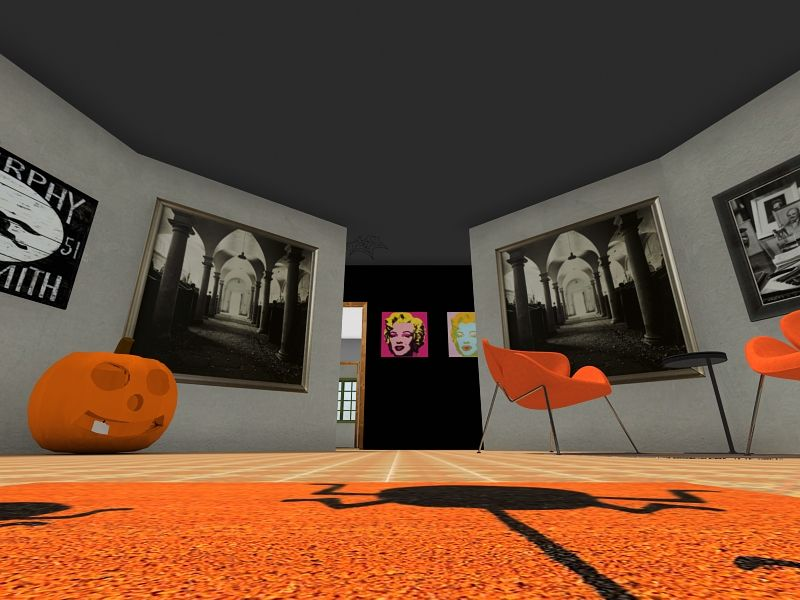 Welcome To Our Halloween House Gallery View It In Live 3d Now If You Dare Http Applet Roomsketcher Com 3d Halloween House Holiday Decor Decor Inspiration