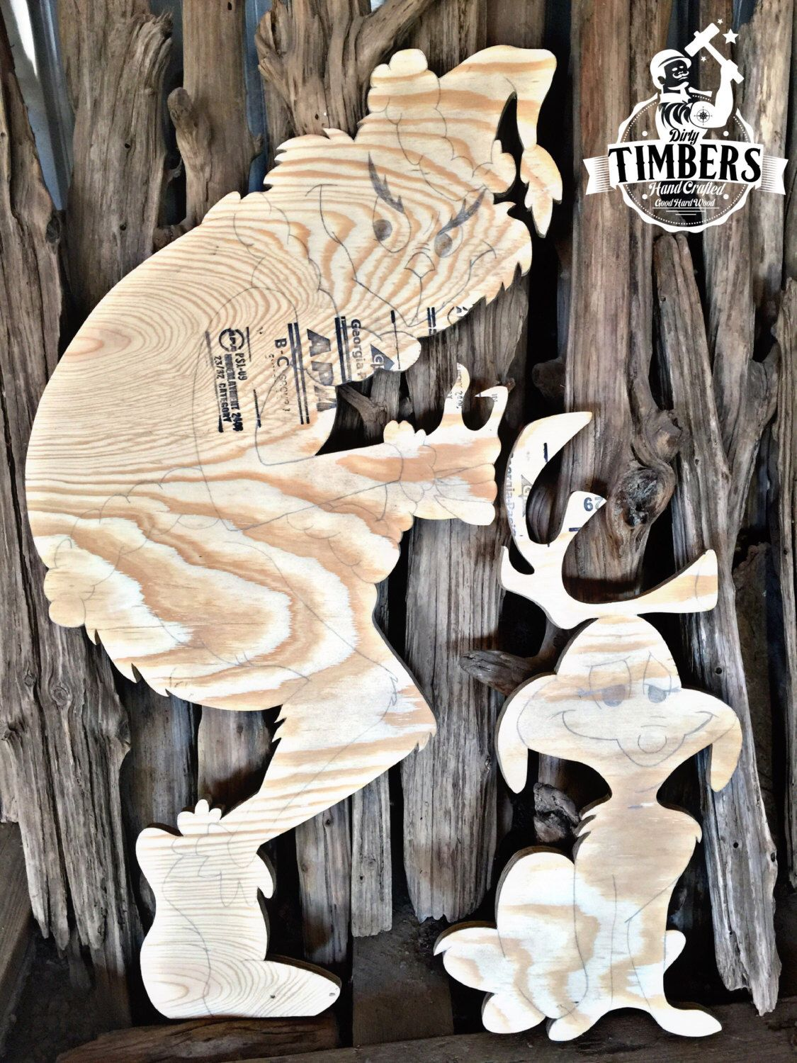 Pin On Dirty Timbers Collection