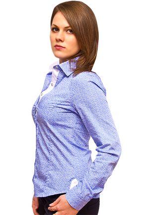 a33c208df46 Купить Деловая рубашка с длинным рукавом недорого в Москве