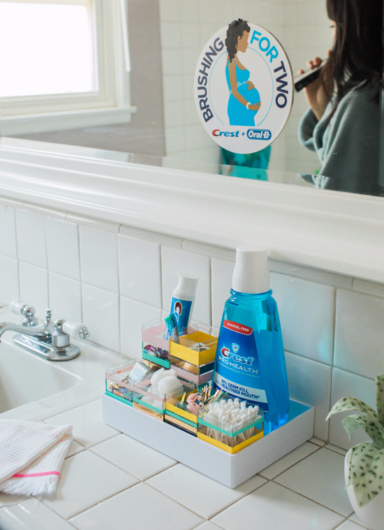 Need An Extra Cute Reminder To Floss While Pregnant Make This Diy Clean Teeth Kit Brushing With Images Teeth Cleaning Diy Cleaning Products Oral Health Care