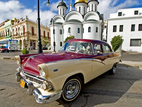 In Addition To The Beautiful Buildings In Cuba There Is A