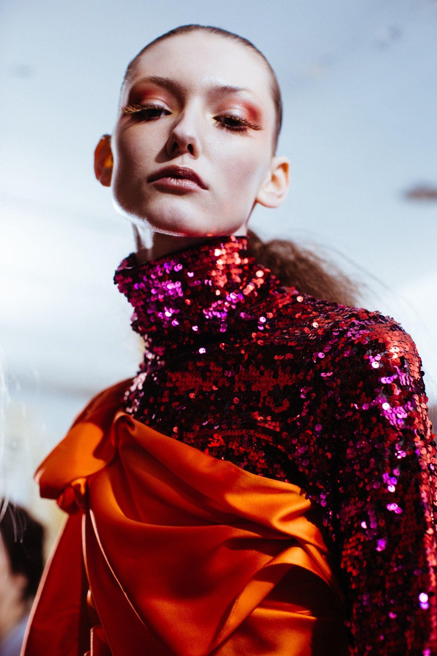 Halpern AW18 | l a b e l. in 2019 | Fashion, Couture ...