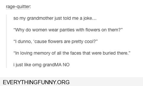 racy jokes