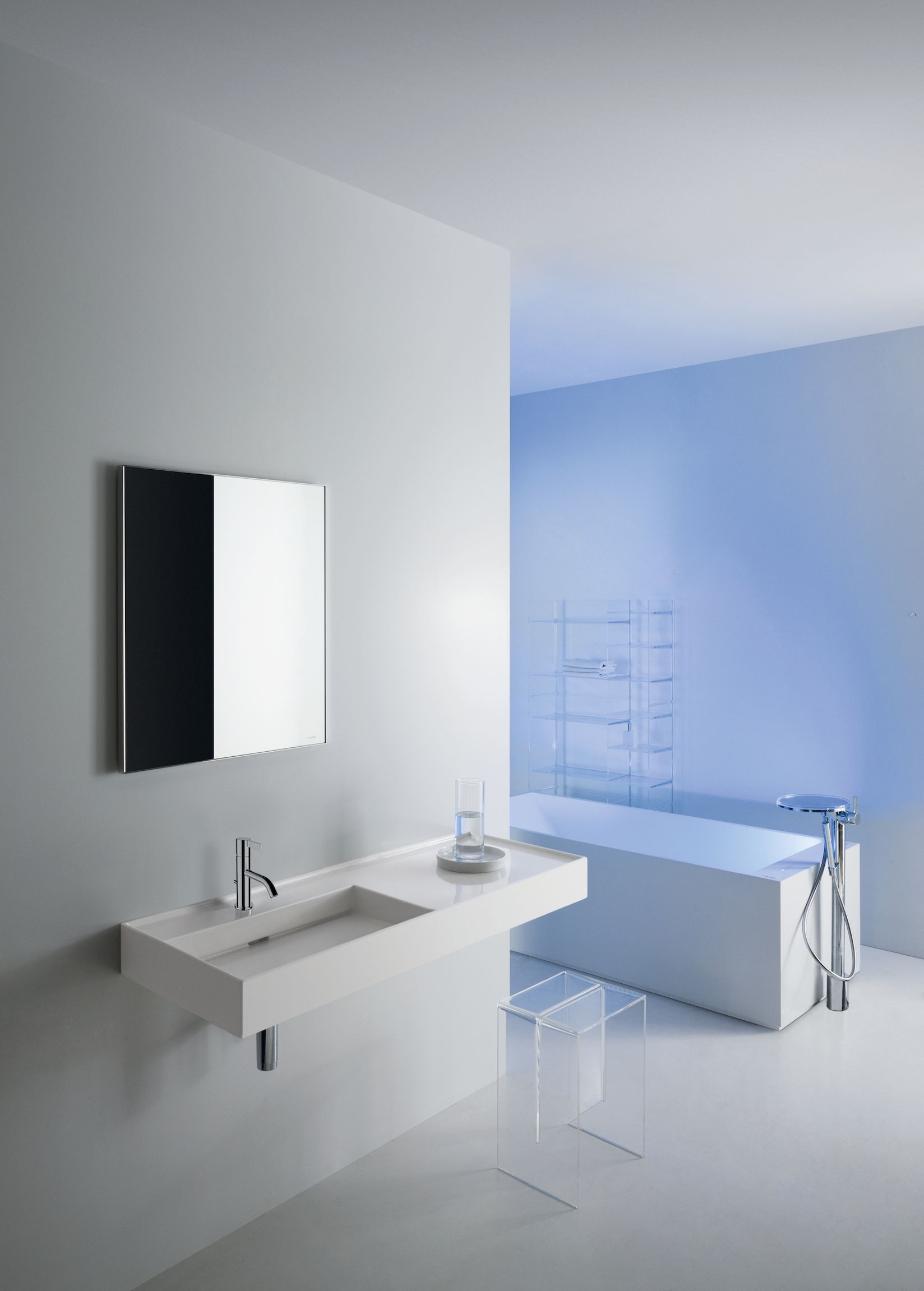 Kartell By Laufen Laufen Bathrooms Silence Is Luxurious 3 View Our Range At Www Thebathroomboutique Ie L Badewanne Badezimmer Inspiration Badezimmer Trends