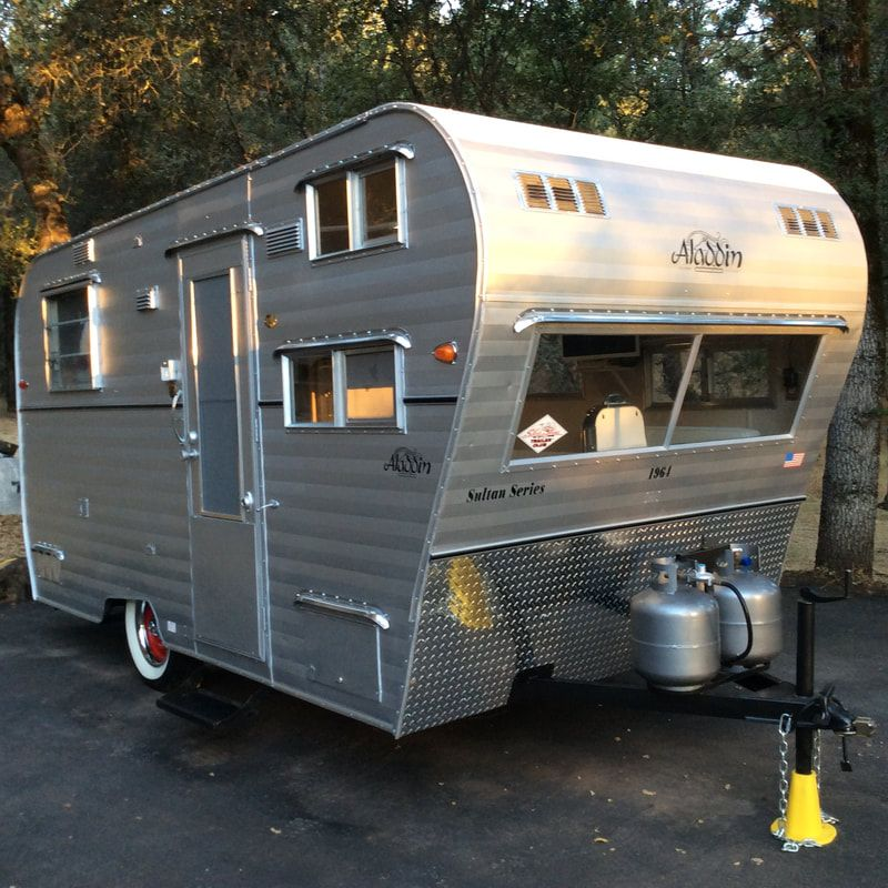 Travel Campers: Vintage Camper Trailers For Sale. If You Are Looking To