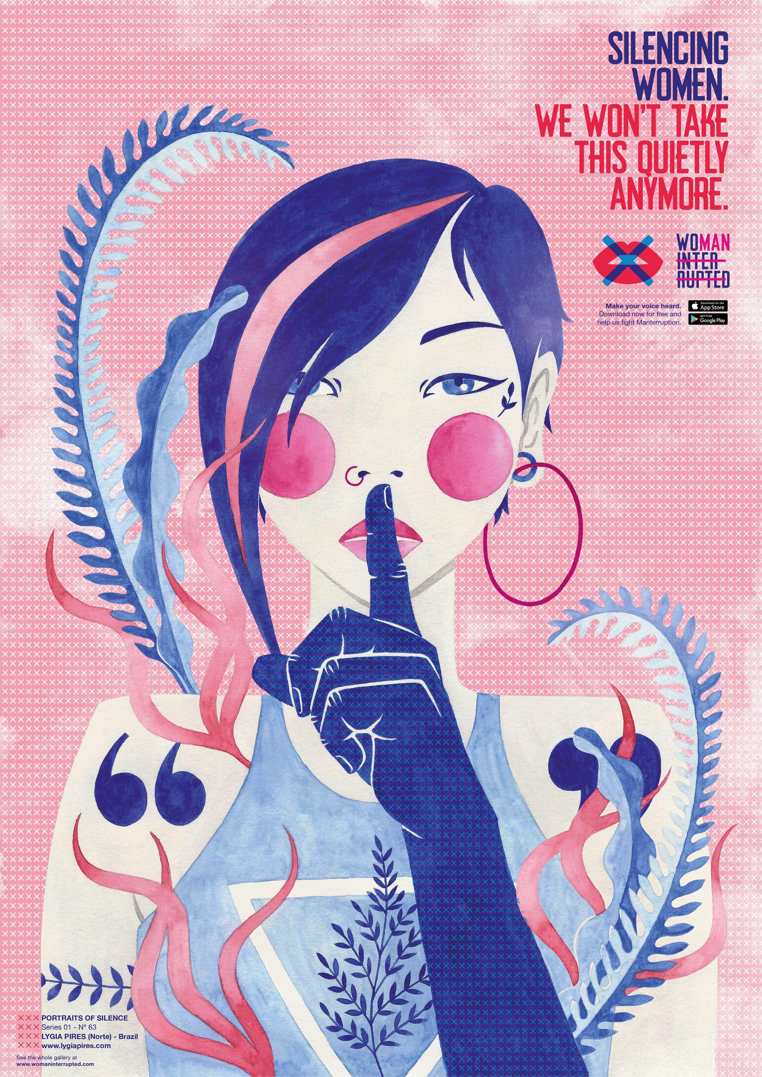 Lygia Pires Norte Posteres Criados Por Artistas Para Dia