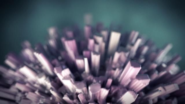 FOCUS // 5 Second Cinema 4D Experiment by Matthew DiVito. Experimenting with displacement maps and depth of field.