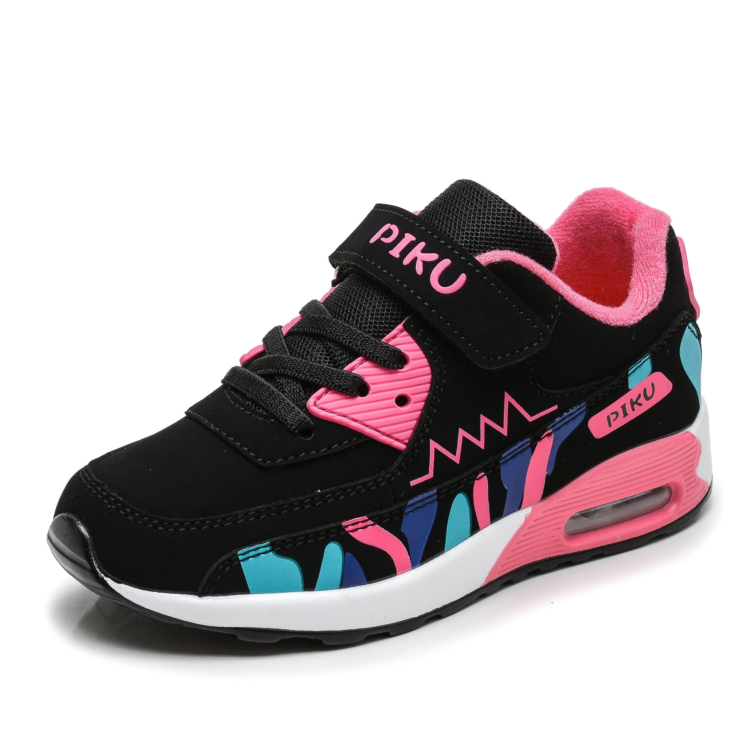 2018New children's casual sports running shoes brand