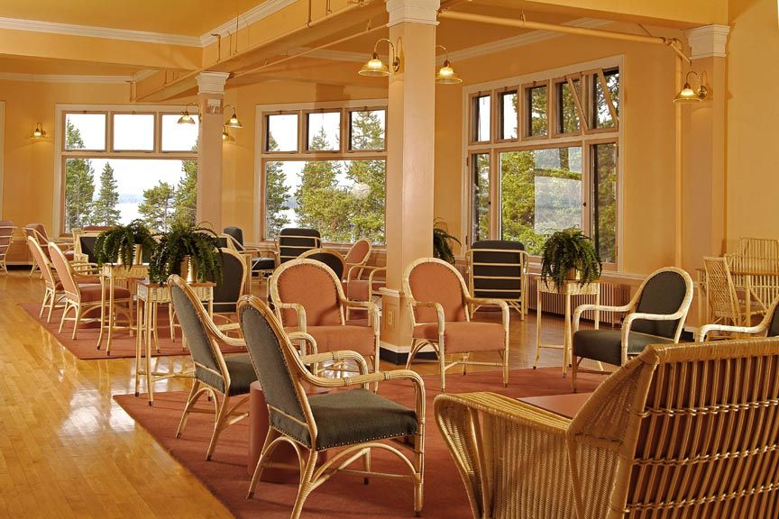 Yellowstone Lake Hotel Sun Roompure Nirvana Favorite Places Mesmerizing Lake Hotel Dining Room Decorating Design