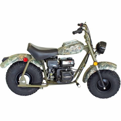 Baja Camo Warrior Mb200 Mini Bike Guy Stuff Top Picks