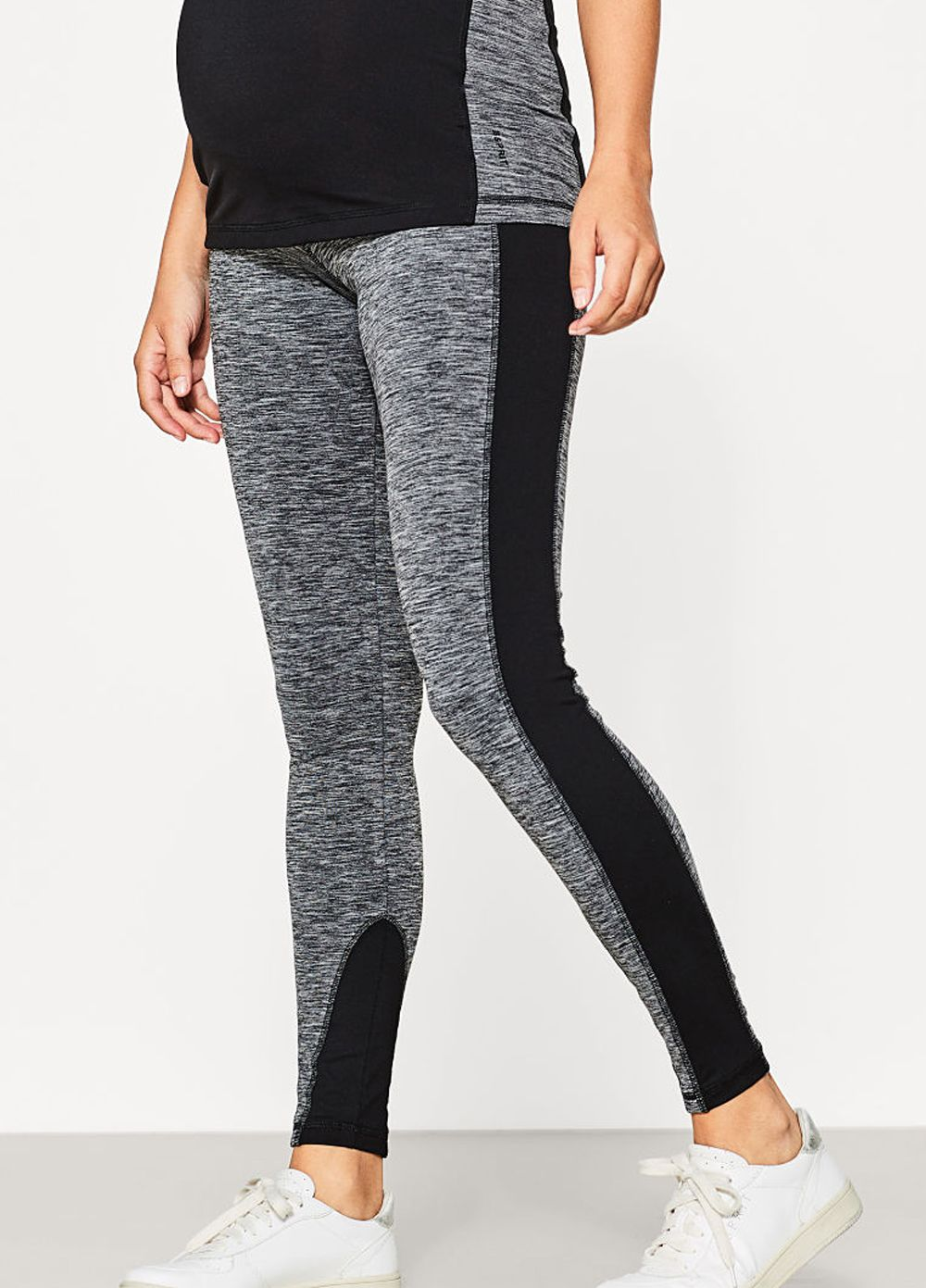 7ee8d9a0ffc05 Queen Bee Jacoba Black Maternity Yoga Pants by Trimester Clothing | BÉBÉ &  MAMAN | Maternity Pants, Pants, Yoga Pants