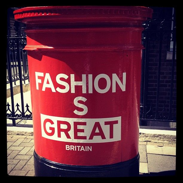 Couldn't agree more #postbox - @glamouruk- #webstagram