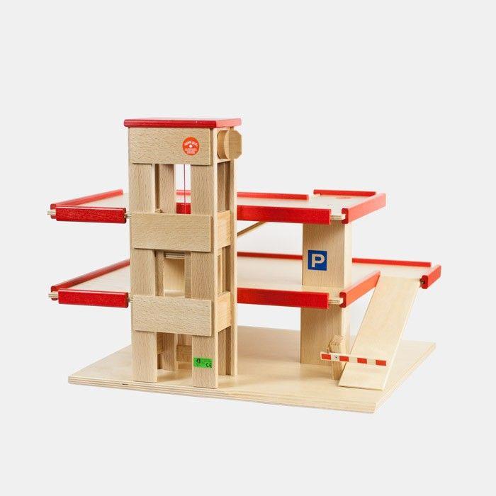 Spielzeug Parkhaus Mit Aufzug