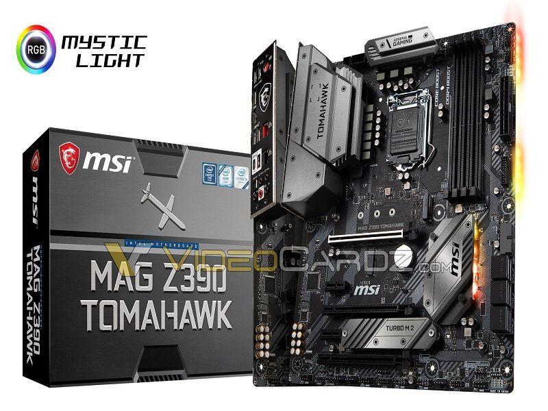 Msi تقدم لنا سبع لوحات أم جديدة من عائلة Z390 Computer