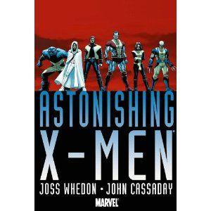 Astonishing X-Men Omnibus, looks brilliant!