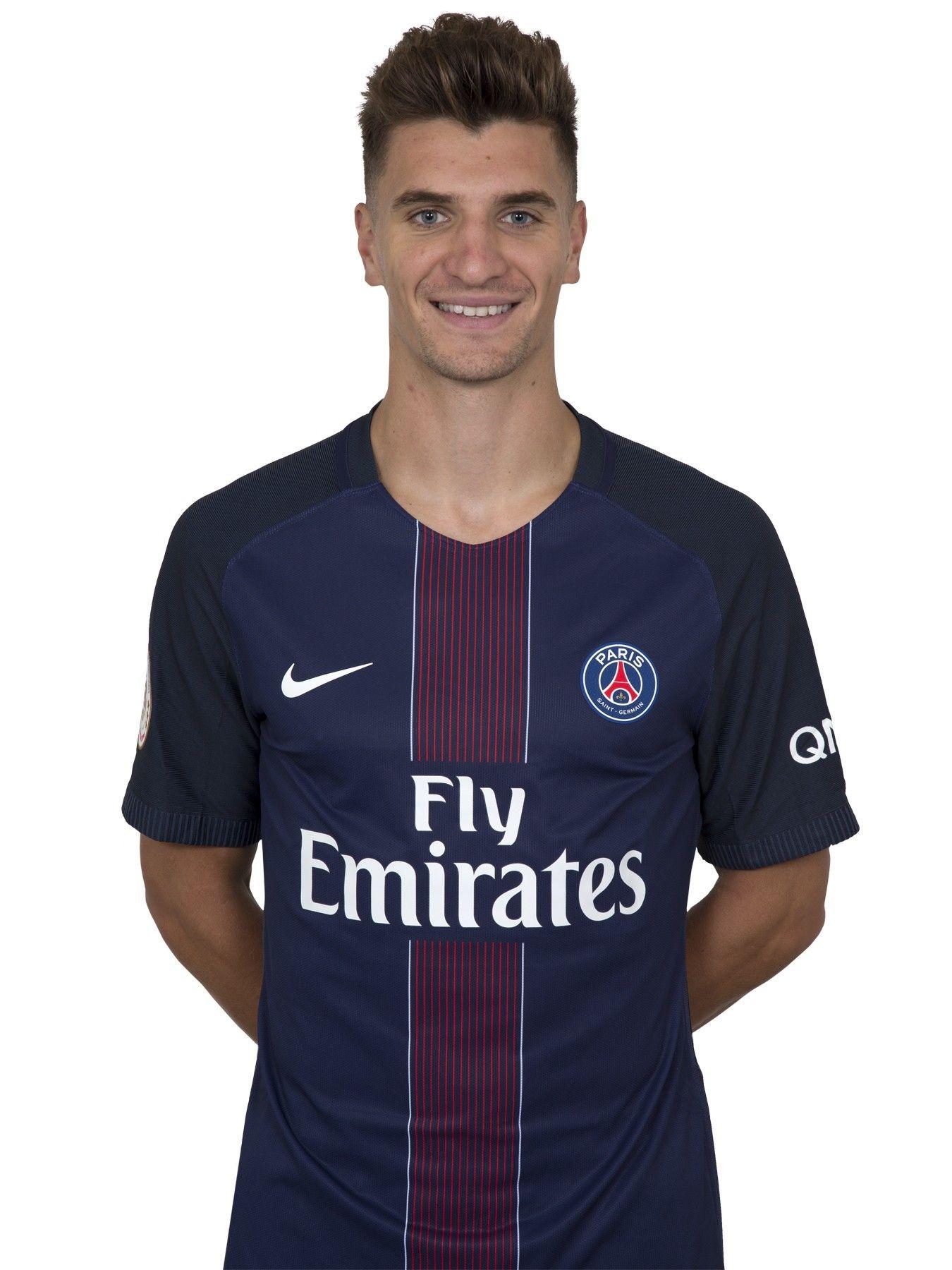 Camiseta Paris Saint Germain Thomas MEUNIER