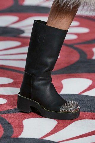 Herbstmode 2021 Schuhe