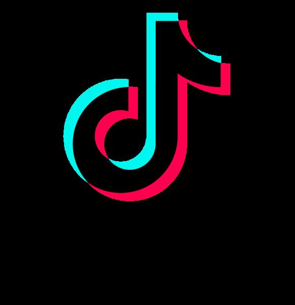 Tik Tok Logo Musical Ly Png Svg Download App Internet Livebroadcasting Socialnetwork Software Video Sha Cikartma Ilham Verici Alintilar Uygulamalar