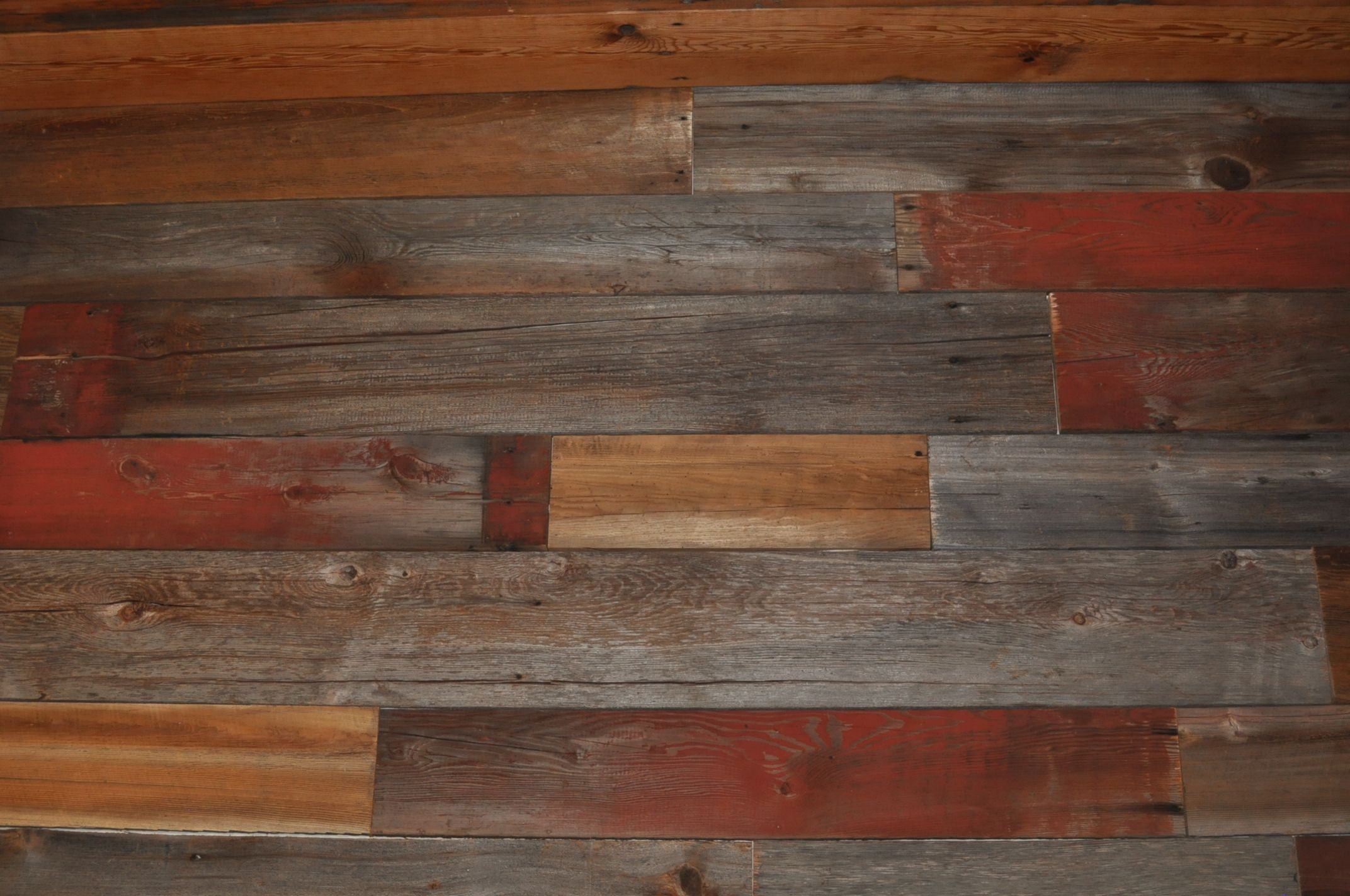 Make A Cool Accent Wall With Michigan Barn Wood Siding Game Room