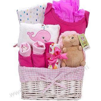 Precious Memories - Keepsake baby gift basket Vancouver ...