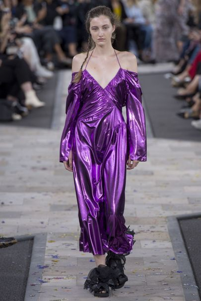 Preen by Thornton Bregazzi Spring/Summer 2017 Ready To Wear Collection | British Vogue