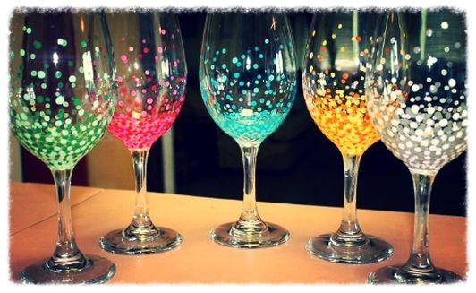 Picture Wine Glass Designs Painted Wine Glass Diy Wine Glass
