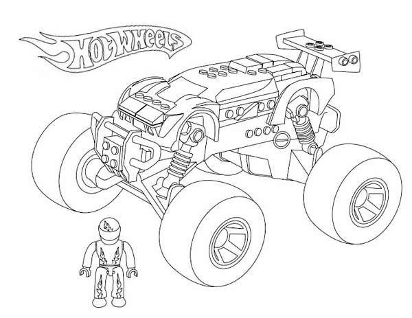 Monster Truck Coloring Pages Google Search Como Desenhar Maos Desenhos Desenhos Para Colorir