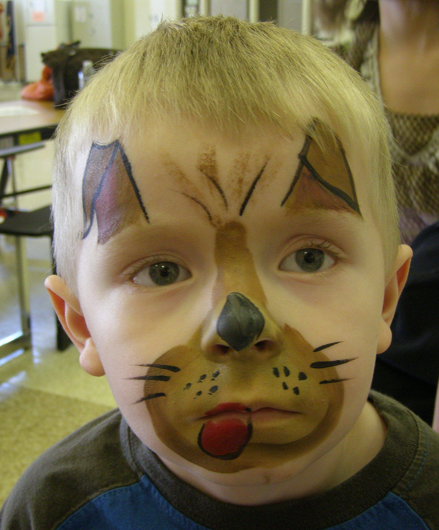 Face painting. Dog or Puppy. | * Face Painting ...
