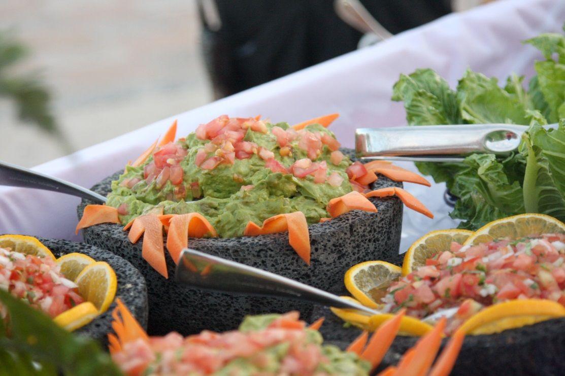 Mexican Style Guacamole! Enjoy!