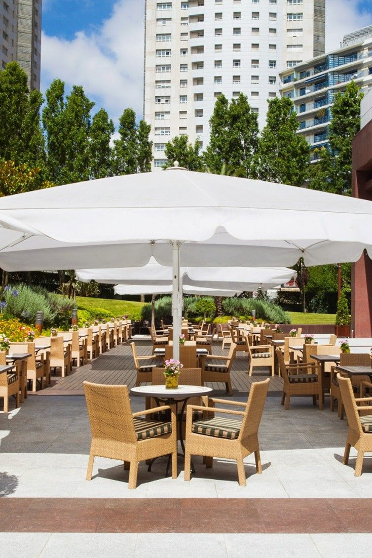 What We Love: A spacious terrace for alfresco drinks. Corinthia Hotel Lisbon (Lisbon, Portugal) - Jetsetter