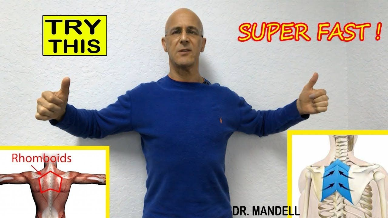 FIX POOR POSTURE THE FASTEST WAY AT HOME Dr Alan Mandell
