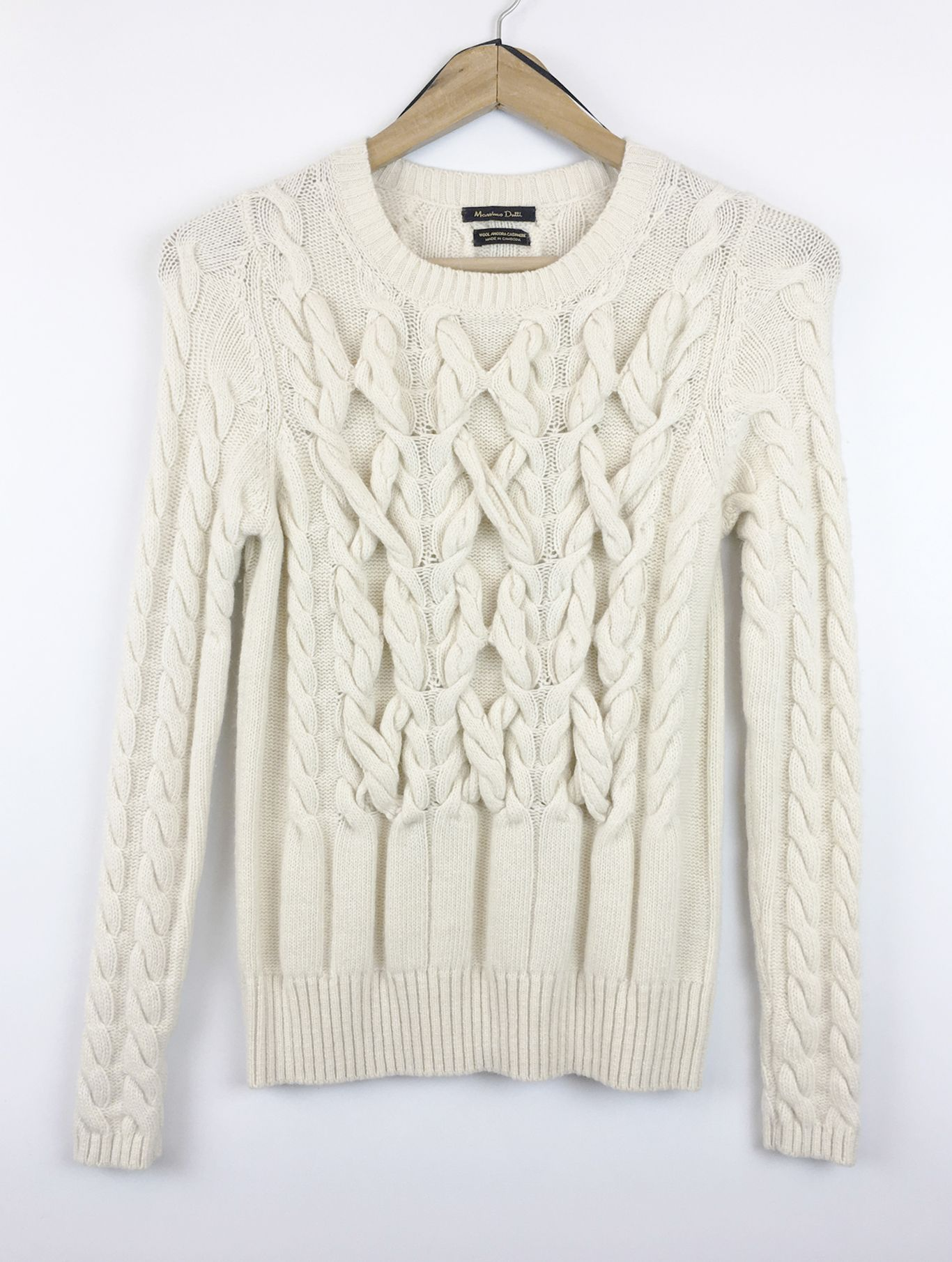 Big Cable knitted sweater - Paliqu | Knits that I love | Pinterest
