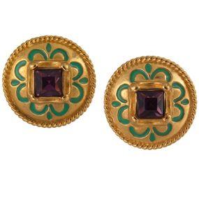 The Met Store - Salome Earrings