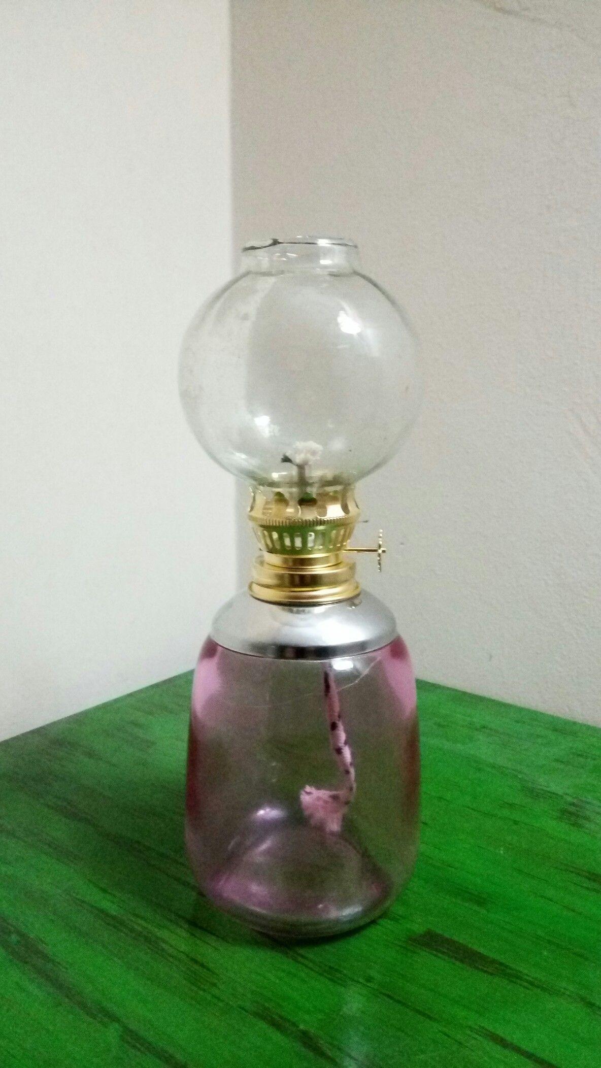 Kerosene&oil lamp diy | Lámparas industriales, Industrial
