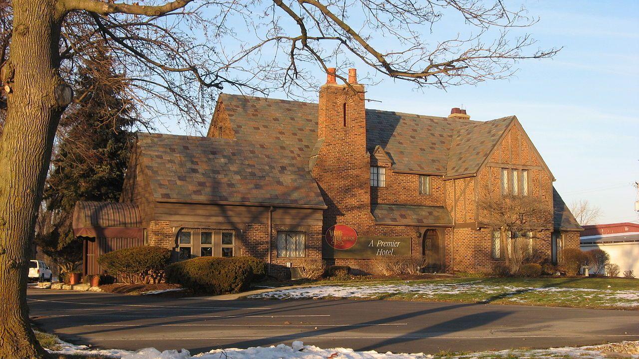 Justin Zimmer House in Kusciusko County, Indiana.