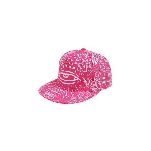 c048624132d Unisex Hip-Hop Baseball Flat Bill Hat Graffiti Hippie Snapback... ( 7.17