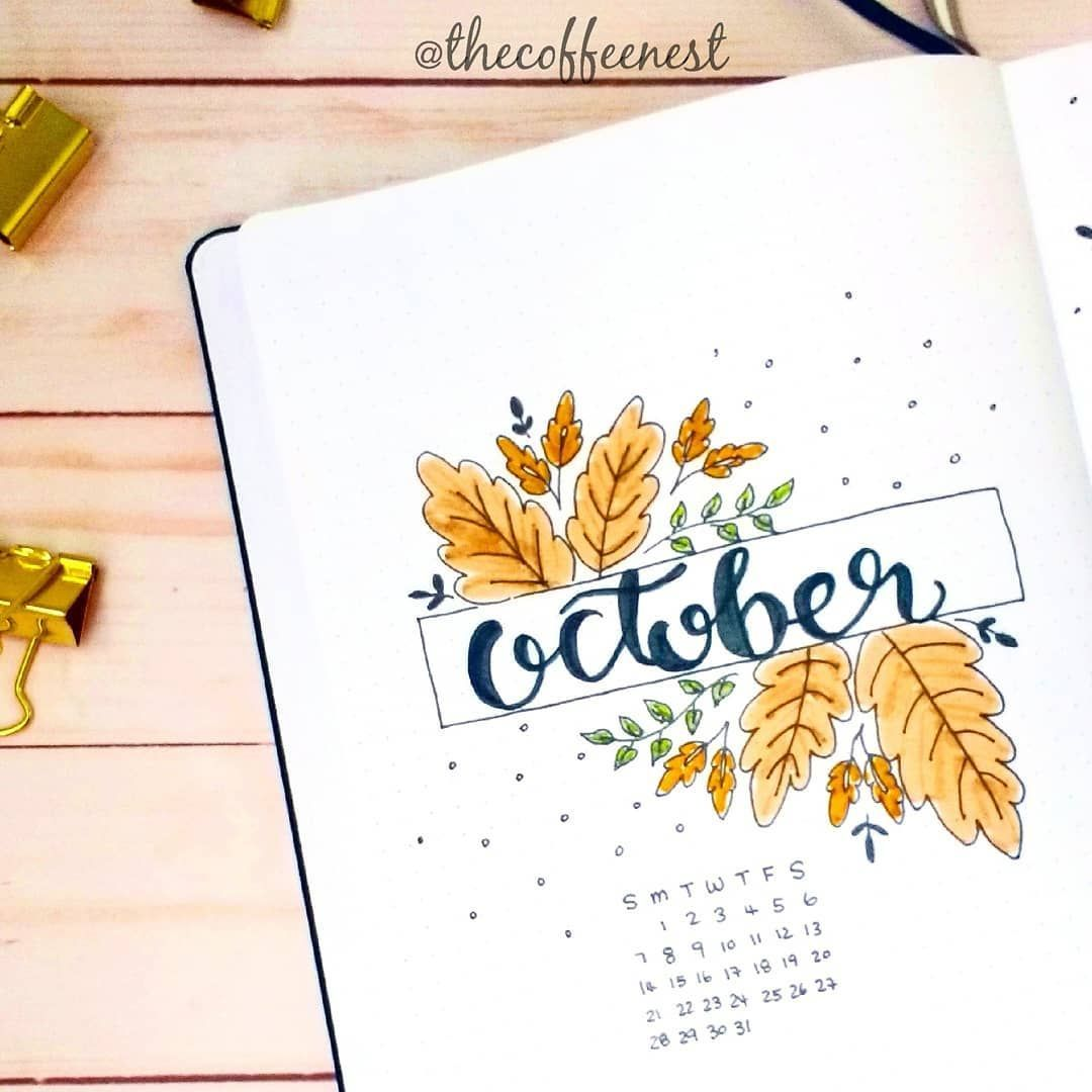 "Smita B. | the coffee nest on Instagram: ""Hello October �... Birthday Month � . . #dailydoodle #doodle #doodleart #doodlesofinstagram #october #minimalist #doodles…"""