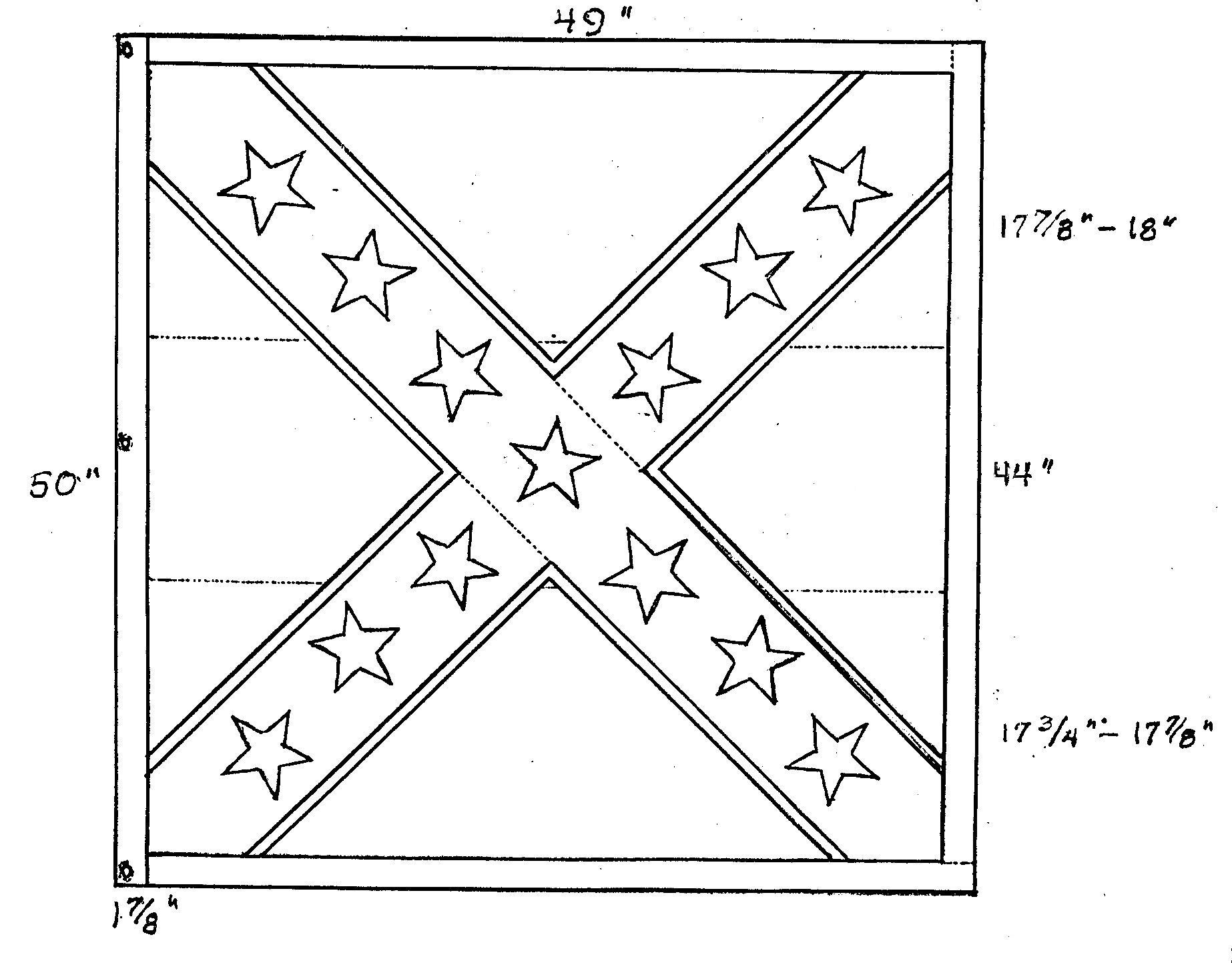 Battle Flag Of The 9th Texas Infantry With Images Flag