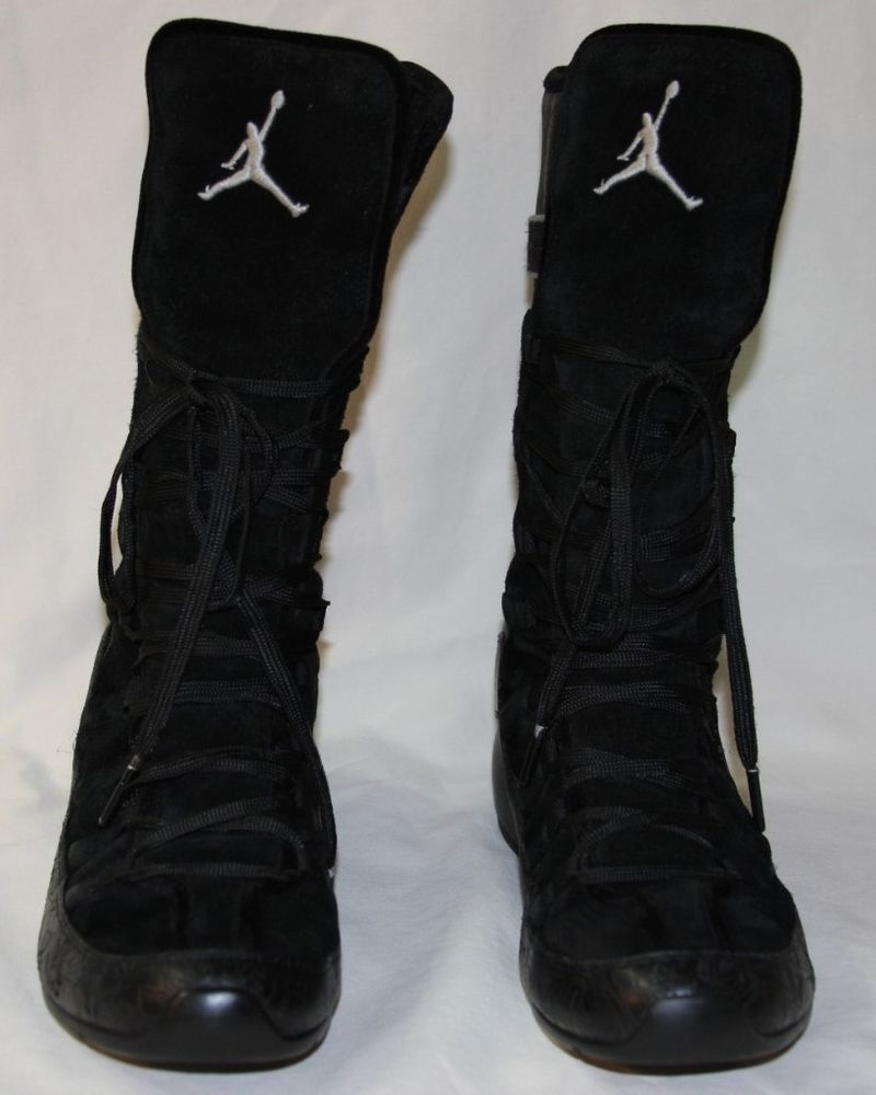 Jordan Jazzy Belle Women s Boot Size 8 Black Suede 317148-001  fashion   clothing  shoes  accessories  mensshoes  athleticshoes (ebay link) 5d25ff29ab